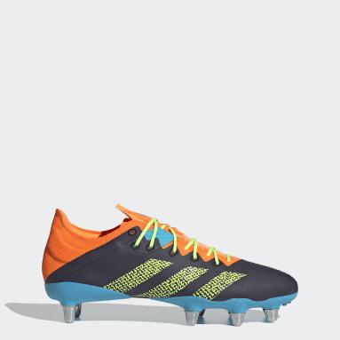 Rugby Blå Kakari Z.0 Soft Ground støvler