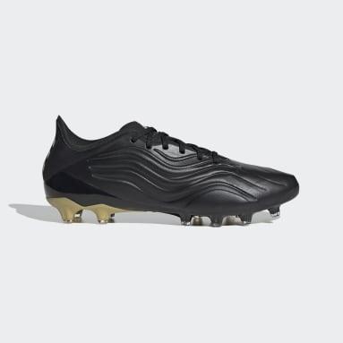 Football Black Copa Sense.1 Artificial Grass Boots