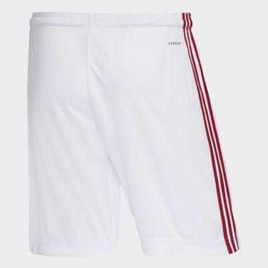 Shorts CR Flamengo 1 Branco Homem Futebol