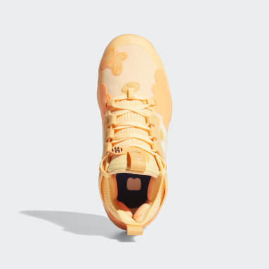 Scarpe Harden Vol. 5 Futurenatural Arancione Basket