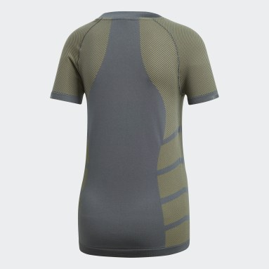 серый Футболка для бега Ultra Primeknit Light
