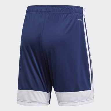 Men Gym & Training Blue Tastigo 19 Shorts