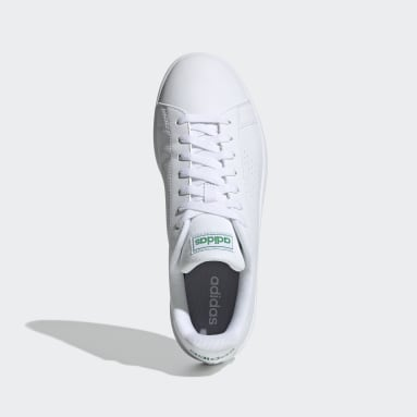 Walking White Advantage Base Shoes