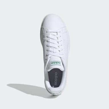 Zapatillas Advantage Base Blanco Hombre Essentials