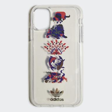 Cover Clear CNY iPhone 11 Bianco Originals