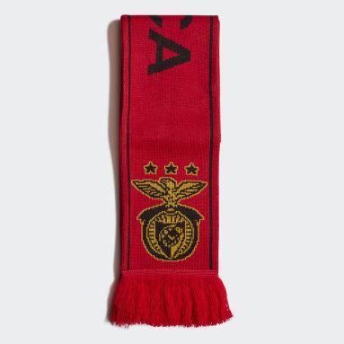 Sciarpa Benfica Rosso Calcio