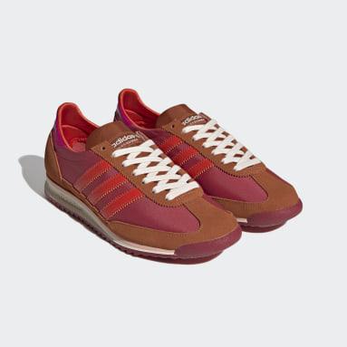 Chaussure Wales Bonner SL72 Rose Originals