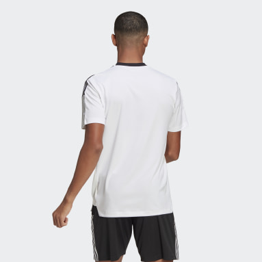 Men's Lifestyle White Tiro 21 Training Jersey