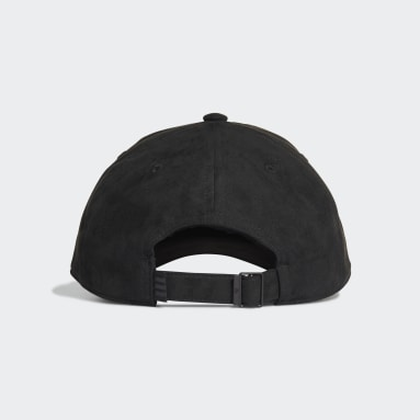 Casquette Adicolor Premium Essentials Suede Noir Originals