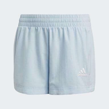 Girls Yoga Woven Shorts