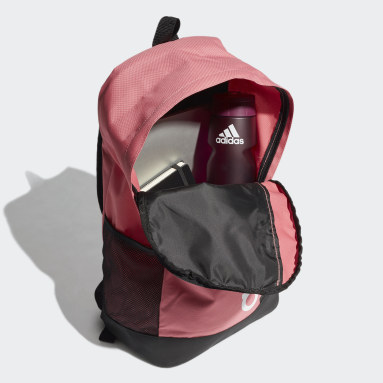 Handball Essentials Logo Rucksack Rosa