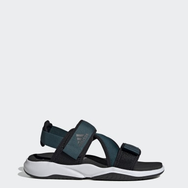 Men TERREX Turquoise Terrex Sumra Sandals