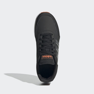 Kids Sport Inspired Black VS Switch Shoes