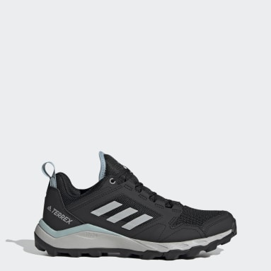 Women TERREX Black Terrex Agravic TR Trail Running Shoes