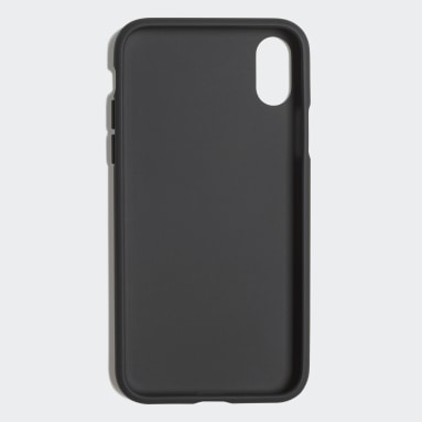 Coque Basic Logo iPhone X noir Originals