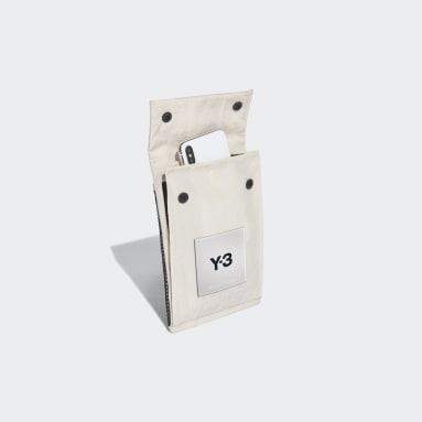 Y-3 Y-3 CH3 Pocket Tasche Beige