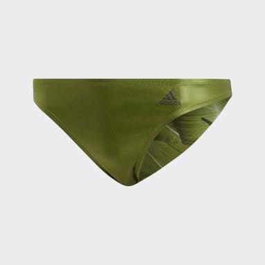 зеленый Плавки-бикини Cheeky