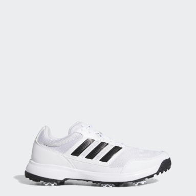 Men's Golf White TECH RESPONSE 2.0