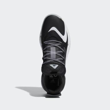 Chaussure Pro Boost Mid Noir Basketball