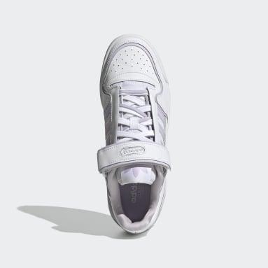 Kadın Originals Beyaz Forum Plus Ayakkabı