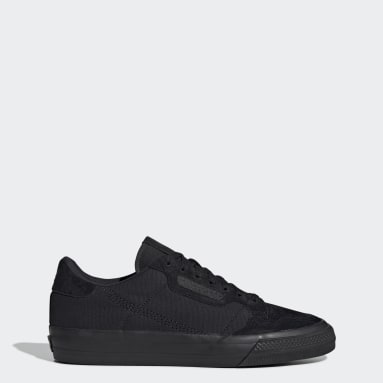 Continental Vulc Shoes Czerń