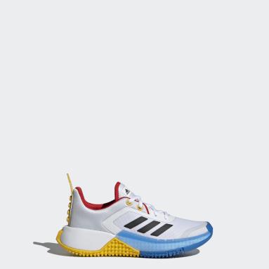 Scarpe adidas x LEGO® Sport Bianco Bambini Running