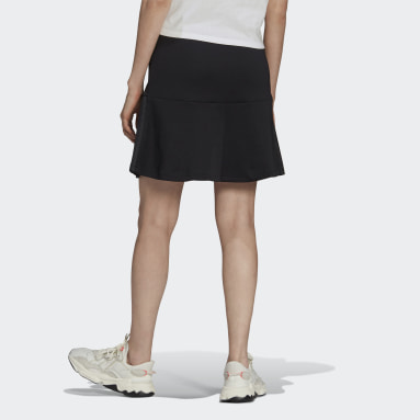 Women Originals Black Midi Skirt