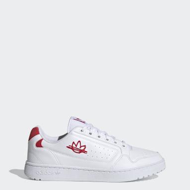 Originals wit NY 90 Schoenen