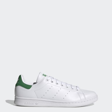 Men Originals White Stan Smith Shoes