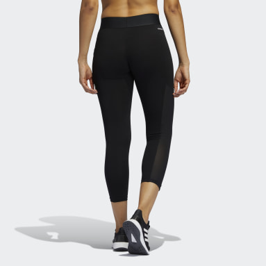 Women Training Black Designed to Move Motion Tights