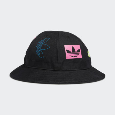 Originals Black Stamp Bell Bucket Hat