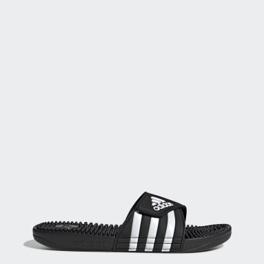 Winter Sports Black Adissage Slides
