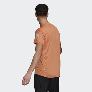Men's Running Orange Own the Run Tee