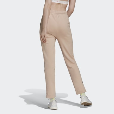 Women's adidas by Stella McCartney Pink adidas by Stella McCartney Sweat Pants