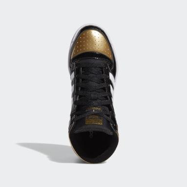 Youth Originals Black Top Ten RB Shoes