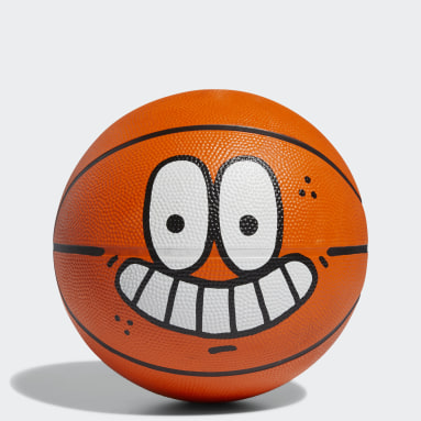 LIL STRIPE BALL Orange Basketball