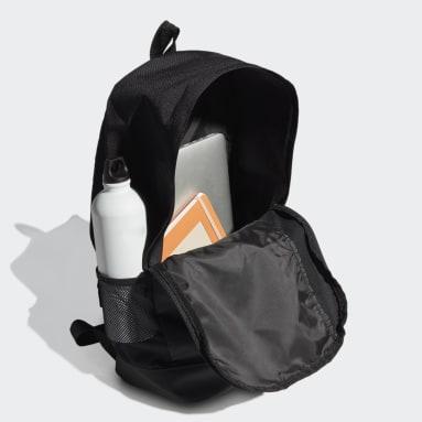 ไลฟ์สไตล์ สีดำ กระเป๋าเป้ Essentials Logo