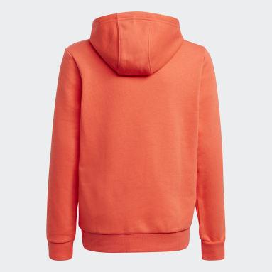 Sudadera con capucha Adventure Rojo Niño Originals