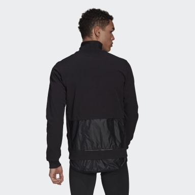 Men Cycling Black The Trackstand Cycling Jacket