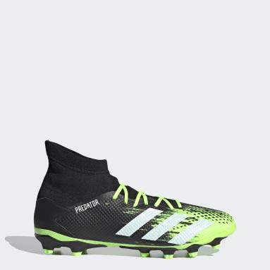 Chaussure Predator Mutator 20.3 Multi-surfaces Vert Hommes Football