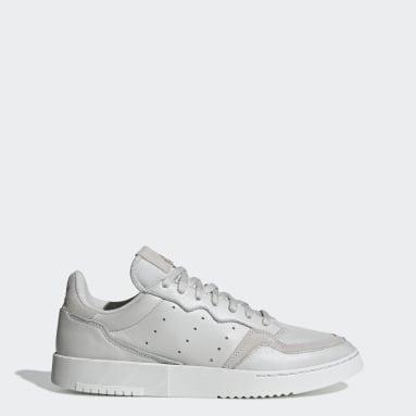 Men's Originals Grey Supercourt Shoes