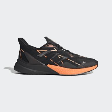 ผู้ชาย วิ่ง สีดำ รองเท้า X9000L3 HEAT.RDY