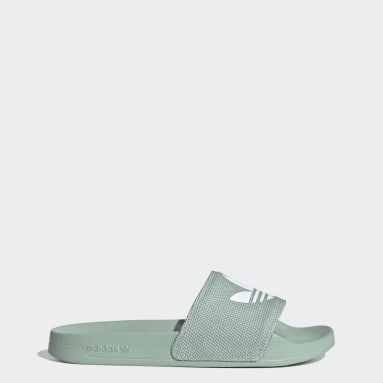 Women's Originals Green Adilette Lite Slides