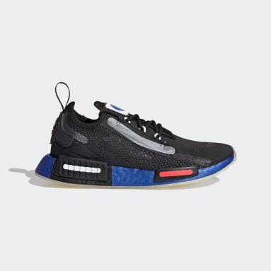 Chaussure NMD_R1 Spectoo noir Adolescents Originals