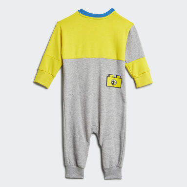 Kids Gym & Training Grey adidas x LEGO® DUPLO® Onesie