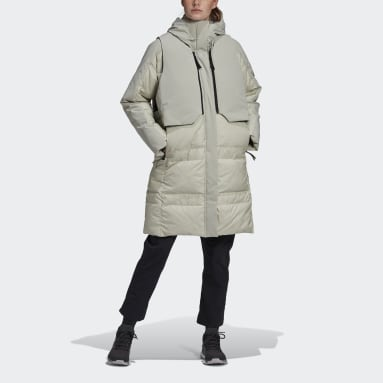 Women City Outdoor Grey MYSHELTER COLD.RDY Parka