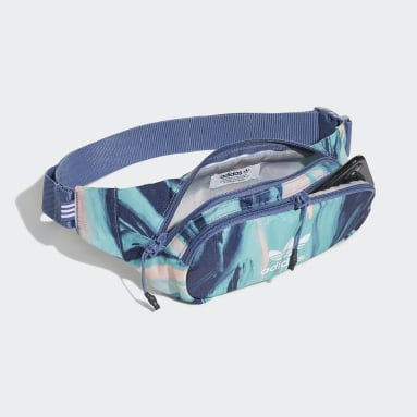 Originals Blue R.Y.V. Waist Bag