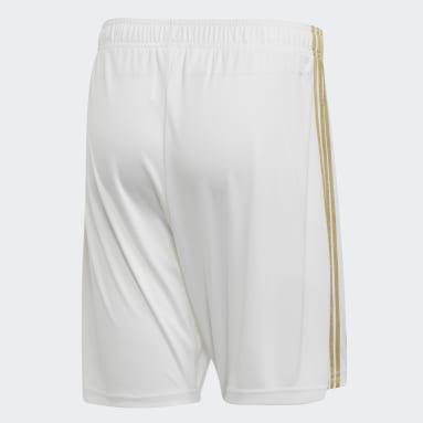 Pantalón corto primera equipación Real Madrid Blanco Hombre Fútbol
