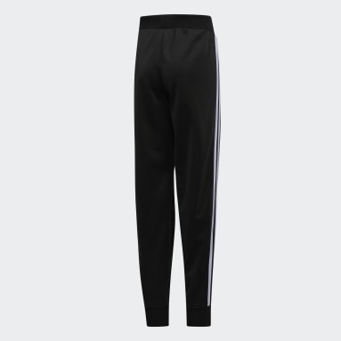Youth Training Black Joggers
