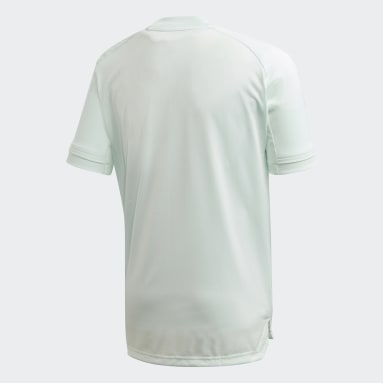 Camiseta entrenamiento España Verde Niño Fútbol